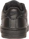 Detalles acerca de Nike Air Force 1 bajas niños infantesniños pequeños Informal Zapatos Negro 314194 009 mostrar título original
