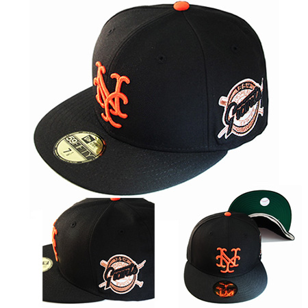new era mlb new york giants 5950 fitted hat 1954 world