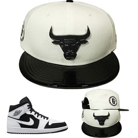 This Listing is for a brand new with tags Authentic. New Era Chicago Bulls  Metallic Badge Snapback Hat ... 99a587b684d6