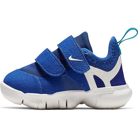 newest 48a0e fd095 Details about Nike Free Run 5.0 Indigo Force Deep Royal Toddler Shoes Boys  Kids TD AR4146-401