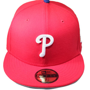 cf28ed93354 PHILADELPHIA PHILLIES 59Fifty New Era Fitted Hat with 1993 worldseries  sidepatch   gray underbrim – booton