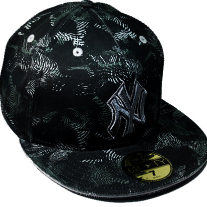 577d9eb331d39 NEWYORK YANKEES Newera MLB team 59Fifty Fitted Hat with custom ...