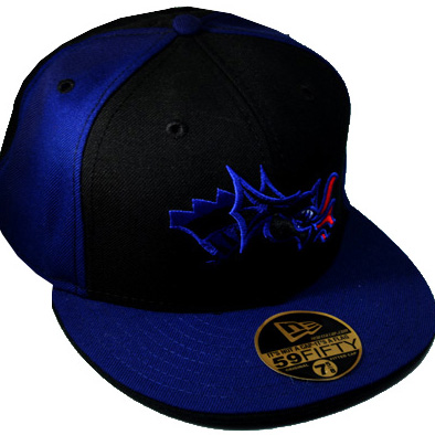 199a656ce58c9a DREXEL DRAGONS 59Fifty NEWERA NCAA Fitted Hat with custom ( black ...