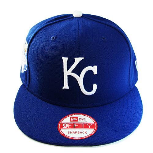 quality design 2211b d1dd5 New Era MLB Kansas City Royals Snapback Hat 2012 All Star Game Side ...