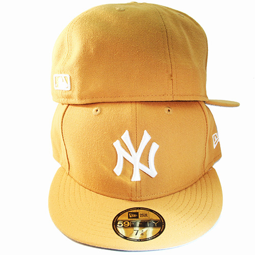 46c6934a0eb New Era MLB New York Yankees 5950 Fitted Hat Matching Timberland ...