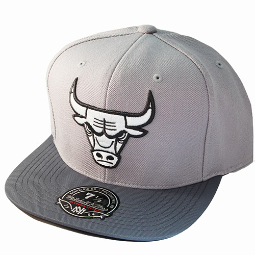 934b510c Mitchell & Ness NBA Chicago Bulls Fitted Hat Air Jordan 11 Retro ...