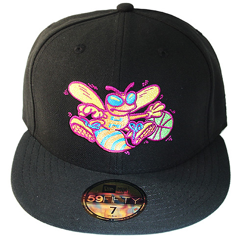 ced13bc2 New Era Charlotte Hornets 5950 Fitted Hat Nike Air Jordan 7 GS Lola ...