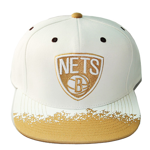 be7cb2d2889e94 Mitchell   Ness NBA Brooklyn Nets Snapback Hat Air Jordan Retro 13 ...