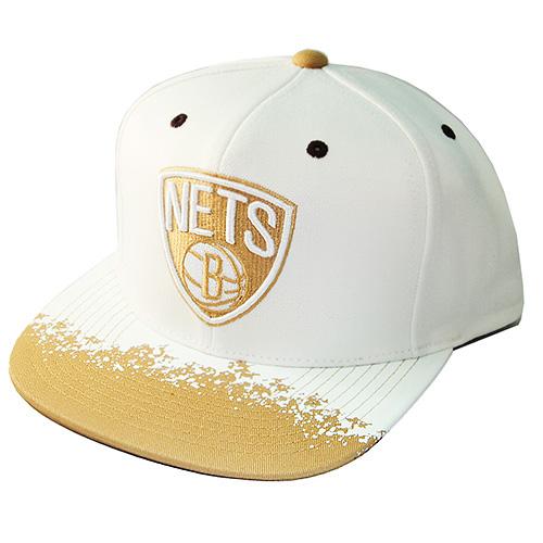 09844adc0f8 Mitchell   Ness Brooklyn Nets Snapback Hat Air Jordan Retro 11 Low ...