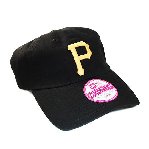 reputable site 4d741 4a777 New Era Pittsburgh Pirates 9twenty Adjustable strapback Cap Dad ...