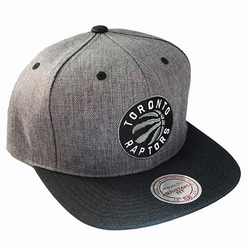 official photos 67766 67983 Mitchell   Ness NBA Toronto Raptors Snapback Hat Cation 2T Dark Grey ...