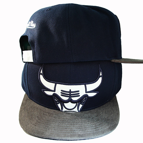 e32d8730dae Mitchell & Ness Chicago Bulls Snapback Hat Match Air Jordan 11 Suede ...