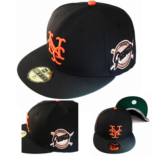 New Era MLB New York Giants 5950 Fitted Hat 1954 World series Patch ... 8927e92ac