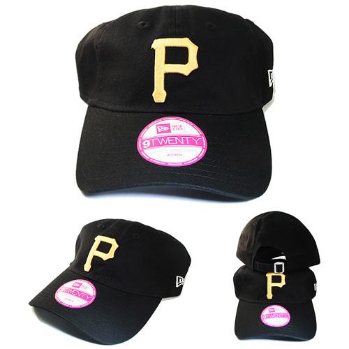 size 40 77c8f 44372 New Era Pittsburgh Pirates 9twenty Adjustable strapback Cap Dad Daddy Woman  Hat – booton